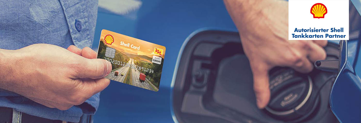 Shell Card bei Energie Direct